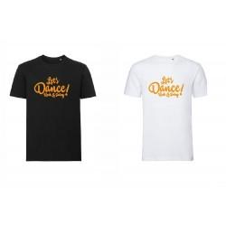 Comets miesten, naisten ja lasten T-paita, Let's Dance